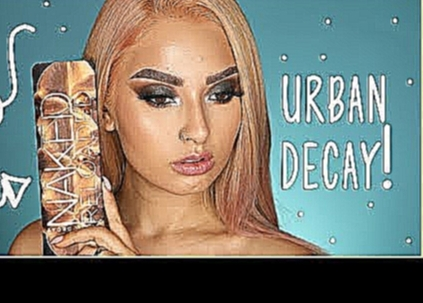 Otra paleta NAKED de Urban Decay? Naked Reloaded reseña y demo | Laura Sanchez
