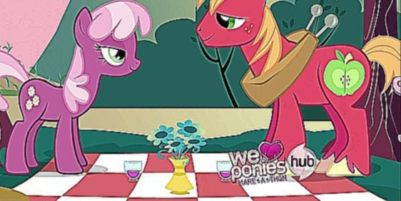 Видеоклип MLP:FIM 217 Hearts and Hooves Day
