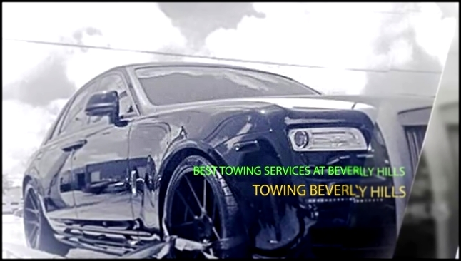 Видеоклип Towing Beverly Hills | 24 Towing & Roadside Assistance Services
