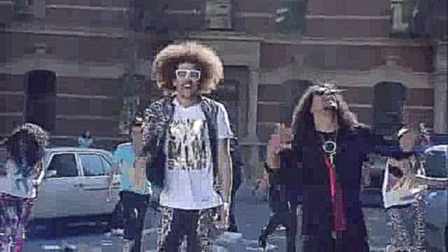 Видеоклип LMFAO - Party Rock Anthem 2011