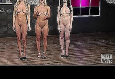 Naked News 2019 Episode 40 Toys Show
