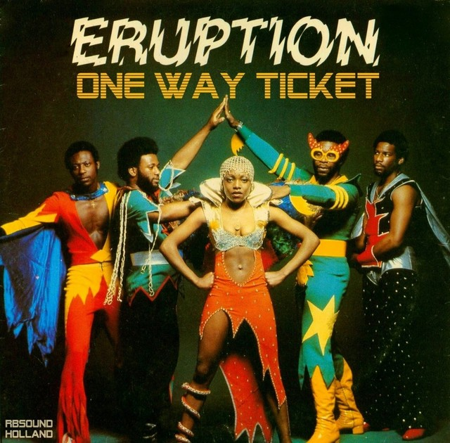 One way ticket] [Дискотека 80-90х Eruption